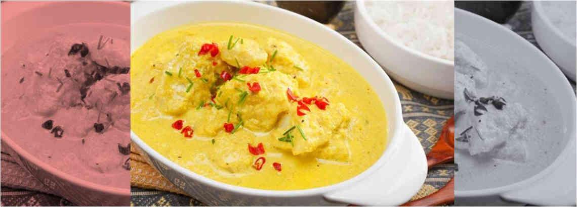 Pescado en salsa de coco – Chef Endorfínico Alfe