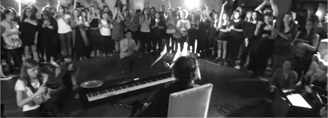 Flashmob Charly García – Programa #61