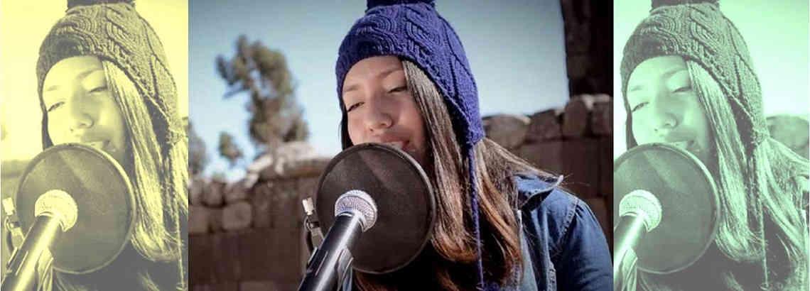 Renata Flores Rivera – Covers Quechua