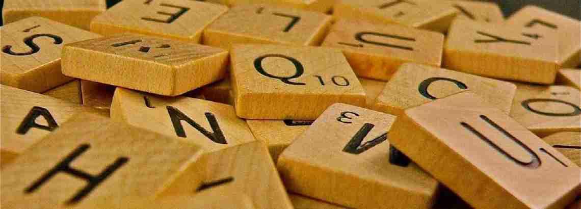 Scrabble, más que un juego de palabras