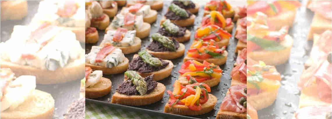 Bocaditos para una Reunión – Chef Endorfínico Alfe