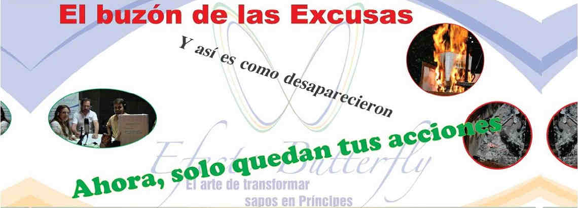 El buzón de las excusas y Drogate sin Riesgo – Programa 24/11/2014