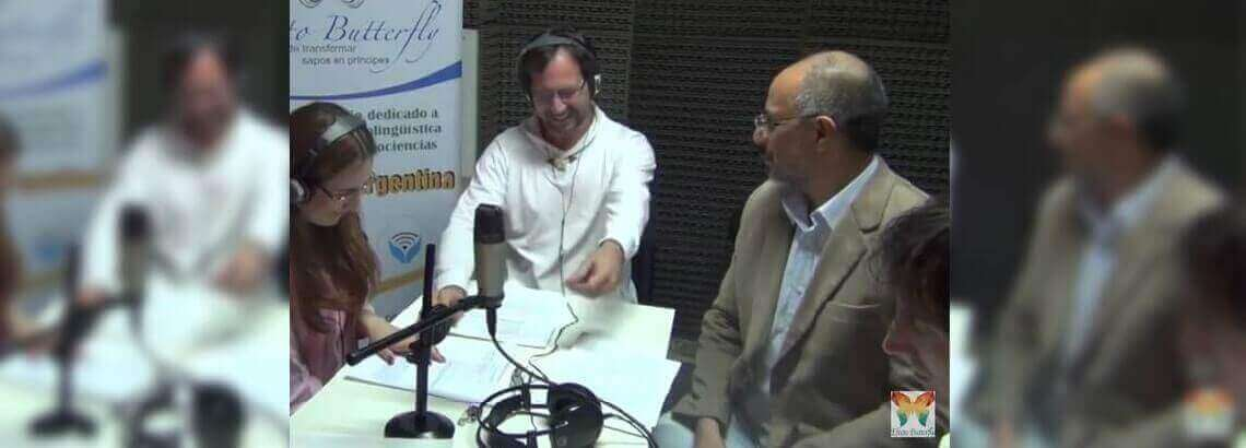 Entrevista al Psi. Patricio Arias Hipnosis – Programa 03/11/2014