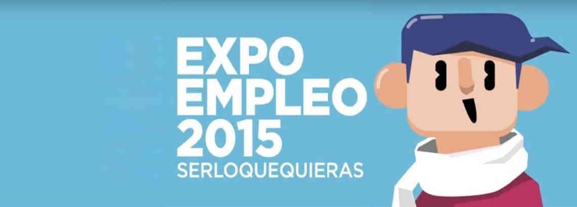 ¡Miles de Oportunidades llegan a la Expo Empleo serloquequieras!