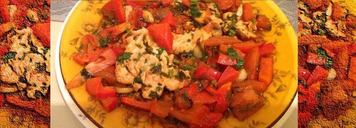 Pollo al Ajillo – Chef Endorfínico Alfe