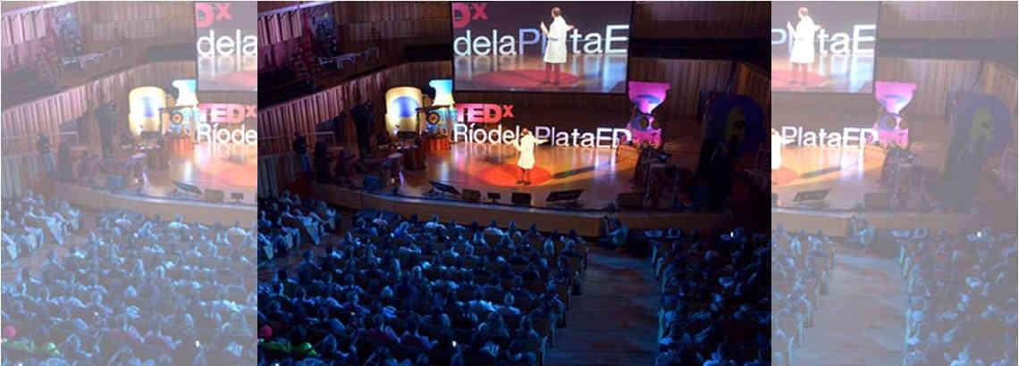 Cobertura Tedx Rio de la Plata – Educación Abril 2015