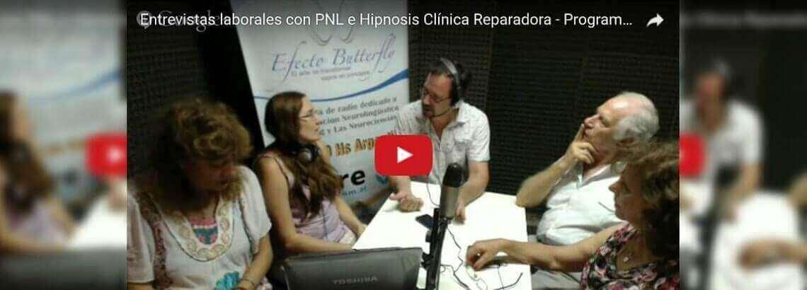 Entrevistas laborales con PNL e Hipnosis Clínica Reparadora – Programa #48