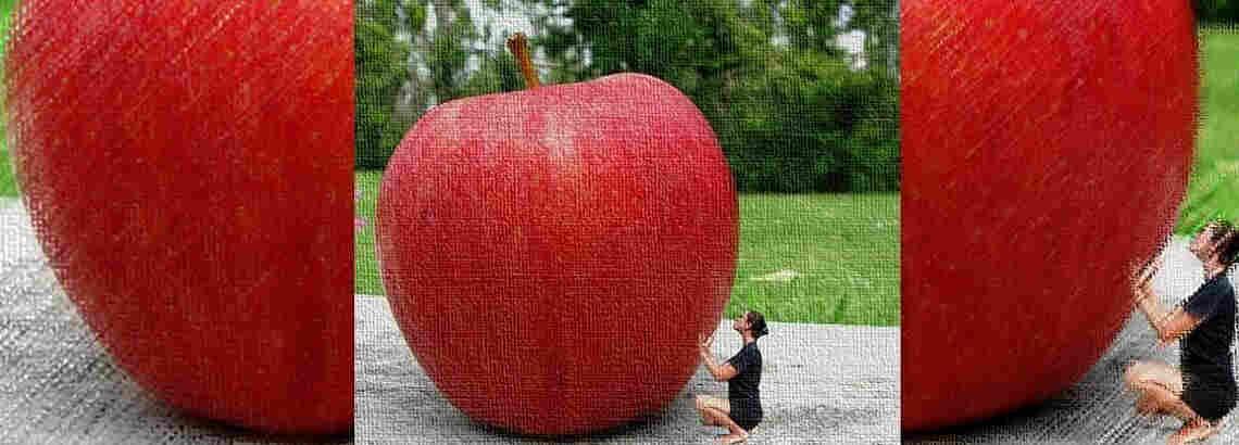 Manzanas Gigantes -Cuento Sufí – Voz: Ariel Goldvarg