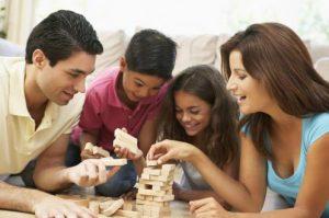 Comunicación con tus hijos - jugando