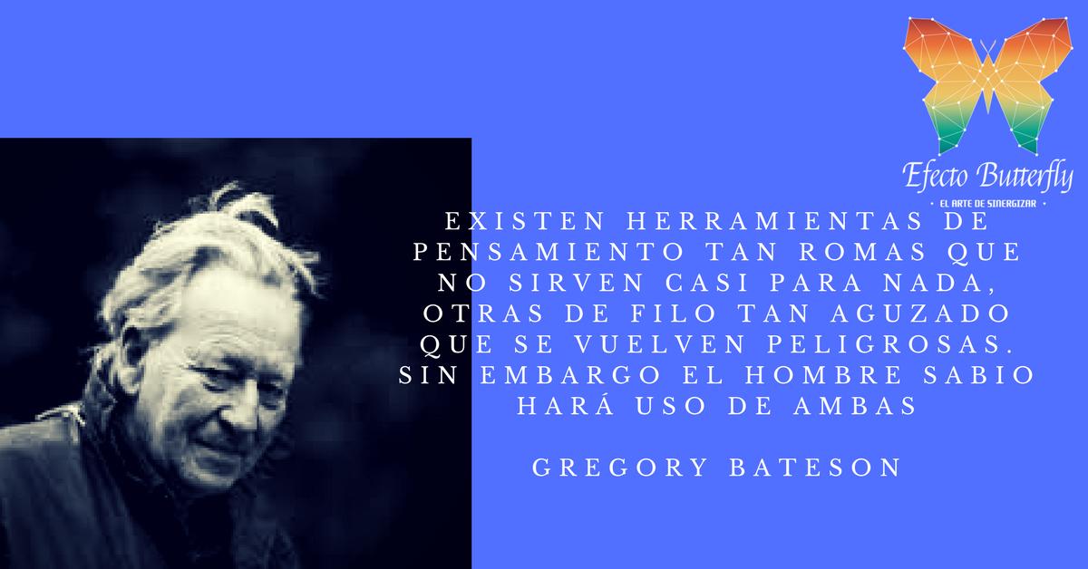 Biografía de Gregory Bateson