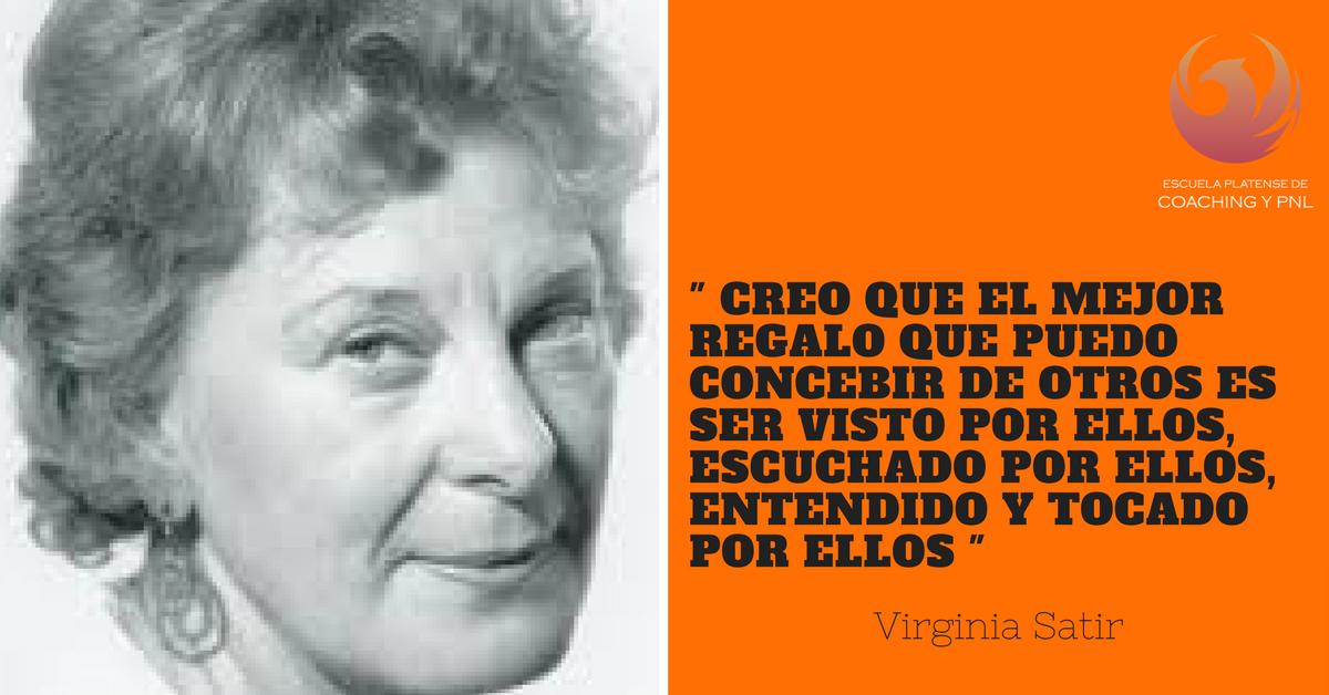 Biografía Virginia Satir