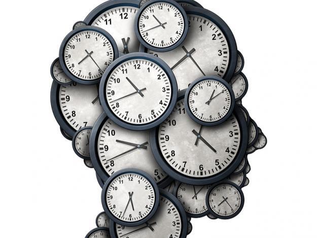 La percepción del tiempo