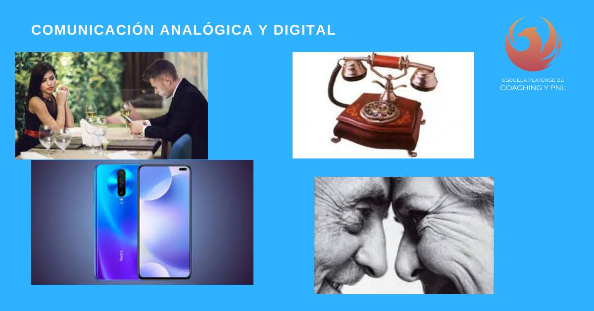 Conducta Analógica y Digital