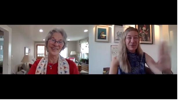 Mujeres pioneras en conversación
